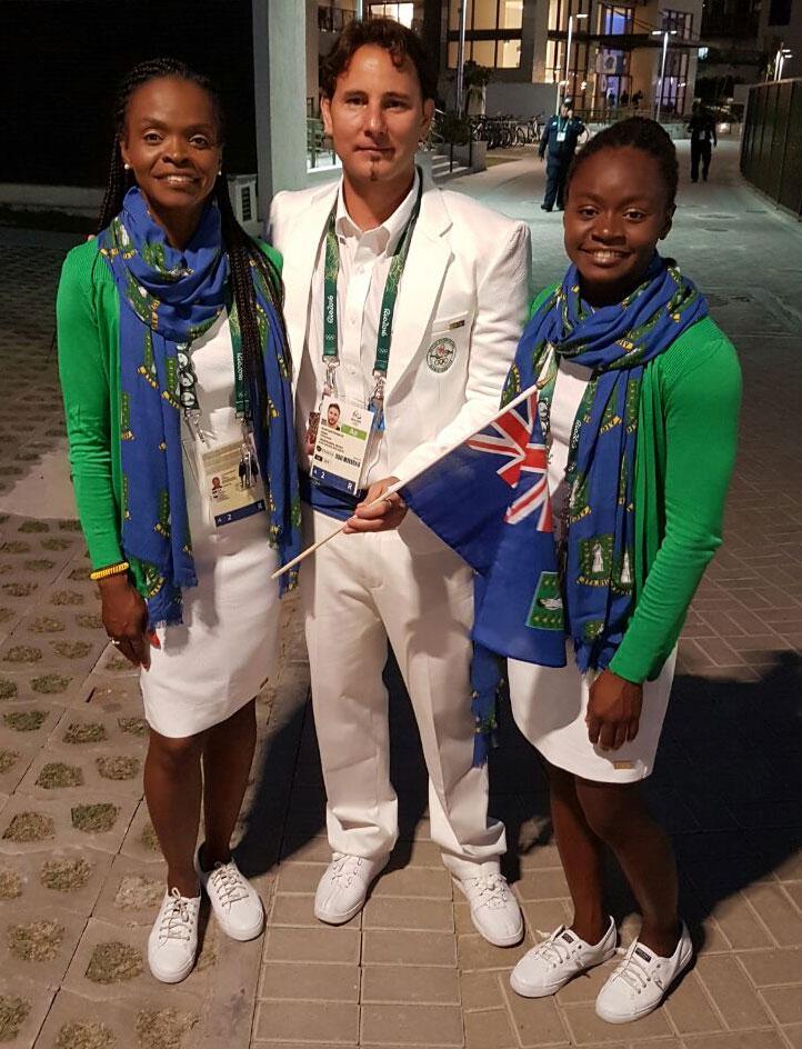 Rio opening ceremony bishop 39 s stortford swimming club - Swimming pools in bishops stortford ...